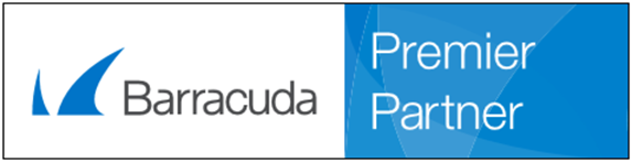Barracuda partner logo