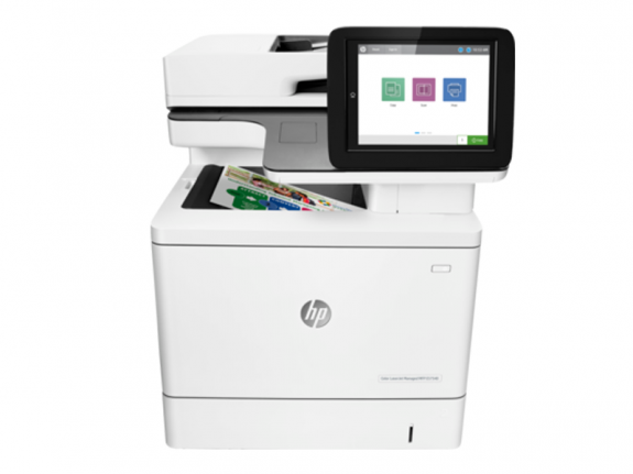 HP Color LaserJet Enterprise MFP E57540