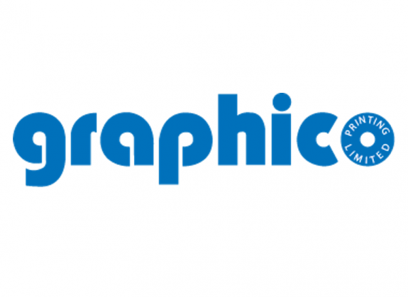 Graphico logo with White background